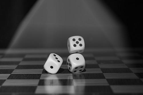 Entstehung und Geschichte des Glücksspiels